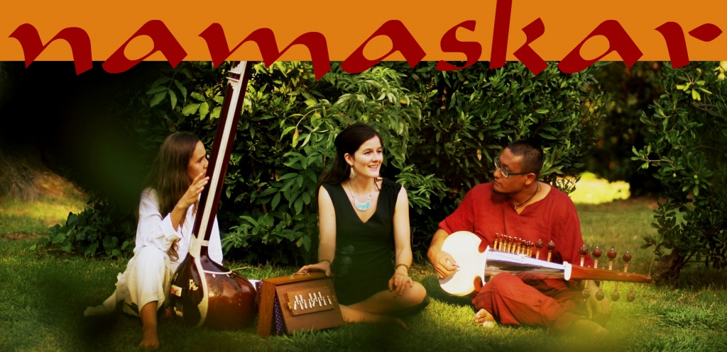 Namaskar Canto Vedico