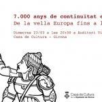 7.000 anys de continuïtat estètica