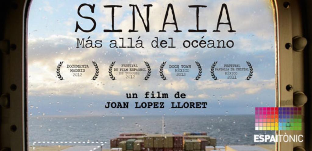 """PASSI DOCUMENTAL """"Sinaia, más allá del océano"""""""