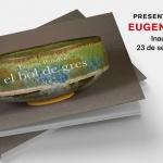 """""""El bol de gres"""", presentació del llibre d'Eugeni Penalva"""