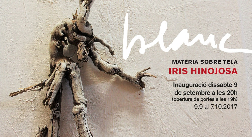 """BLANC"" el nou treball d'Iris Hinojosa"