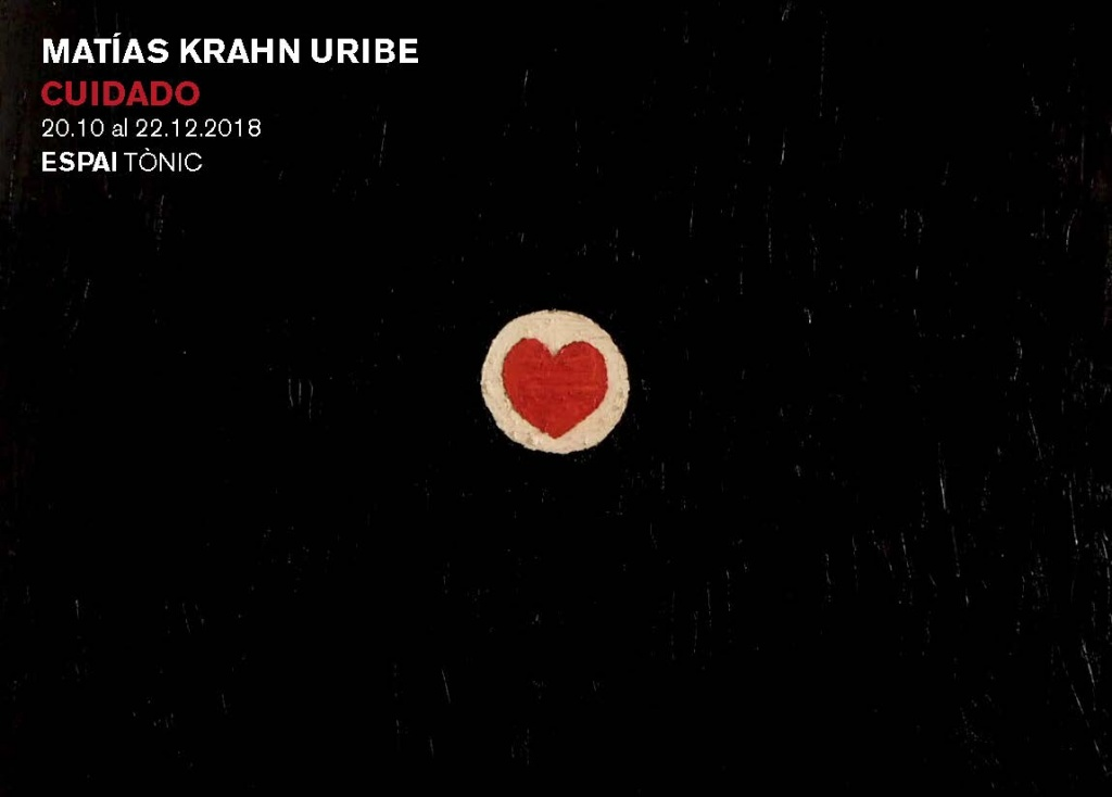 CUIDADO, Matías Krahn exposa a Espai Tònic