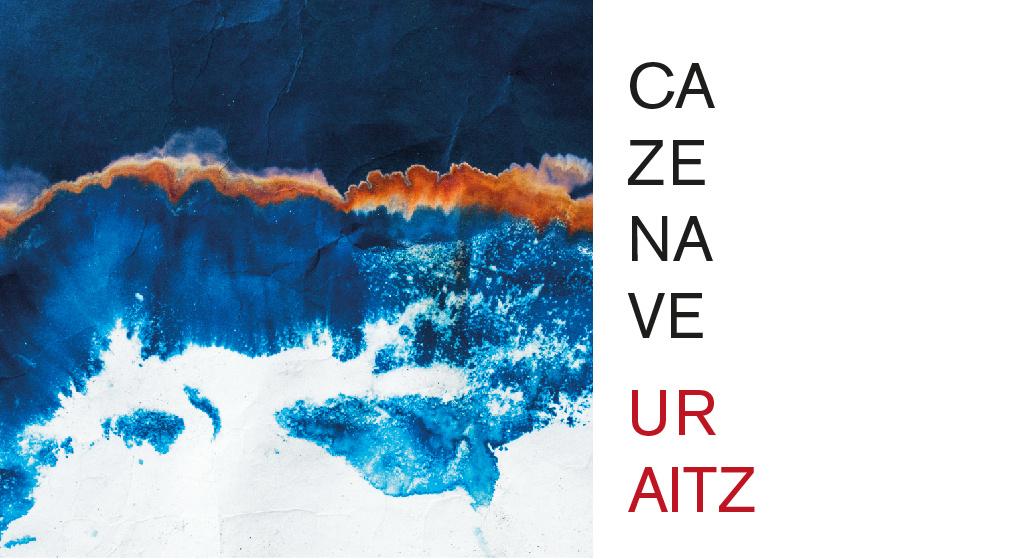 UR AITZ, imagen previa al paisaje. Jon Cazenave