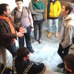 Un altre pas guanyat! els alumnes de la UEC tornen a l'Espai Tònic